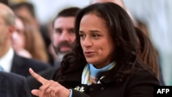 Umuherwe Isabel dos Santos