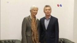 FMI negocia préstamo con Argentina