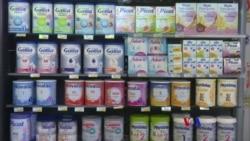 2017-12-11 美國之音視頻新聞: 法國下令全球召回部分嬰兒奶粉