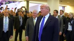 Трамп в Давосе