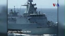 Chiến hạm Ấn Độ ghé thăm Việt Nam