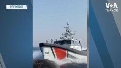 Midilli Açıklarında Türk ve Yunan Gemileri Arasında Sürtüşme