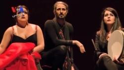 گفتگوی کامل با «شاهرخ مشکین قلم» رقصنده، رقص نگار و بازیگر ایرانی