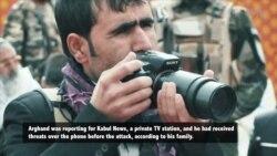 Afghan Journalist Shot Dead in Kandahar