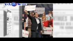Thượng nghị sĩ bang South Carolina công khai ủng hộ ông Cruz (VOA60)