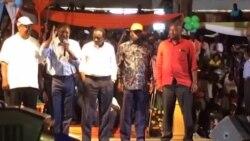Viongozi wa upinzani wa Kenya wakutana kupanga mkakati wa uchaguzi mkuu