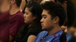 美国大学国际学生中国人比重超三成