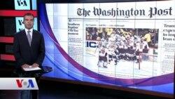 8 Mayıs Amerikan Basınından Özetler