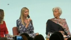 Ivanka Trump on Empowering Women at W20