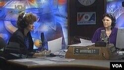 Sara Vilijams i Suzan Jeki izveštavaju o terorističkim napadima na SAD 11. septembra 2001, u emisiji VOA News Now.