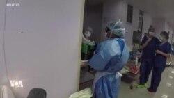 En France, les hôpitaux publics débordent de patients atteints du Covid-19