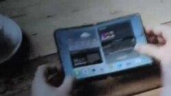 Samsung presenta pantalla flexible