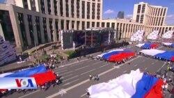 Nga sử dụng lòng yêu nước làm công cụ chính trị?
