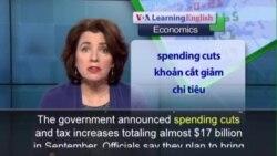 Phát âm chuẩn - Anh ngữ đặc biệt: Brazil Spending Cuts (VOA)
