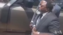 Kabila na matanga ya Mgr Tafunga na Lubumbashi