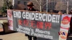 反堕胎集会 川普誓言永远捍卫生命权