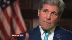 Kerry Diplomatik Çözüm Arayışında