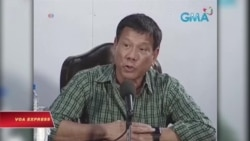 Tổng thống Philippines bị lên án vì ủng hộ việc giết các nhà báo