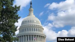Gedung Capitol di Washington, DC. (Foto: Diaa Bekheet)