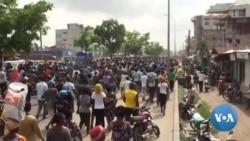 L'opposition béninoise protestent contre l'exclusion électorale