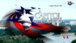 2016-07-04 美國之音視頻新聞: 美國慶祝獨立240週年