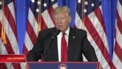 Giới hoạt động: Hy vọng ông Trump mạnh tay và chấm dứt chính sách 'đu dây' của VN