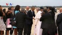 Lawatan Paus Menimbulkan Polemik di Kongres AS