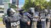 La policía nicaragüense ha ejecutado los arrestos en Nicaragua. Foto archivo Houston Castillo.