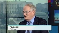 Tanınmış amerikalı politoloq Pol Qoblla müsahibə