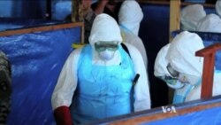 World Health Organization in Spotlight Over 'Slow' Ebola Response
