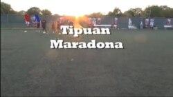Tipuan Maradona - Belajar Bola, Mantap!