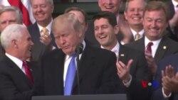 Dosiyên Siyaseta Derve Û Navxwe ya Amerîka