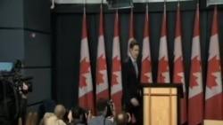 杜魯多:加拿大將結束在中東的戰鬥使命