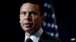 کوین مکآلینن، کفیل وزارت امنیت داخلی آمریکا