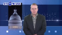 VOA60 America - US Senate Paves Way to End Partial Government Shutdown