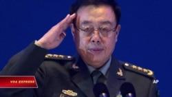 Tướng Trung Quốc 'bất ngờ rời Việt Nam'?