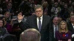 美國參議院批准巴爾擔任司法部長