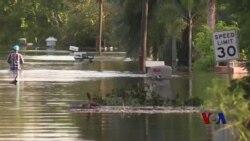 美军各兵种齐出动 帮助救援飓风遇难者