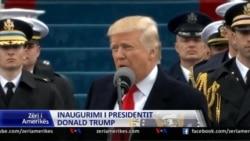 Ditari Inaugurimi i Presidentit Trump