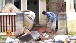 کراچی بارش: متاثرین کی زندگی کب معمول پر آئے گی؟