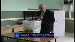 Zgjedhjet presidenciale në Maqedoni