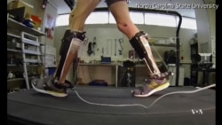 Scientists Develop Motor-free Device That Eases Walking Strain