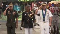 Lãnh đạo quân sự Mỹ, Philippines thảo luận về tình hình căng thẳng trên Biển Đông