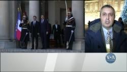 Включення із Парижа: Нормандська зустріч. Відео