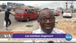 La libération de Gbagbo vue par les Ivoiriens