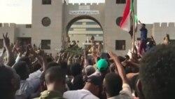 Muri Sudani Abanyagihugu Bahimbaza Iyegura rya Prezida Omar