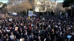 Teerão homenageia Soleimani