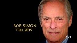 อาลัย Bob Simon ผู้สื่อข่าวอาวุโสชื่อดังชาวอเมริกัน