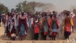 Les Masai instaurent un rite de passage alternatif