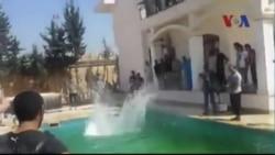 Nhóm dân quân Libya chiếm tòa nhà phụ cận Đại sứ quán Mỹ